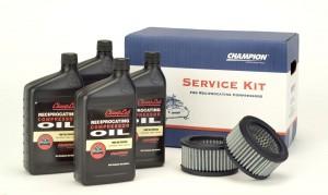Champ Service Kit & Box-2
